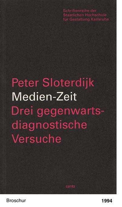 Medien-Zeit - Peter Sloterdijk