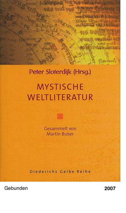 Mystische Weltliteratur - Peter Sloterdijk