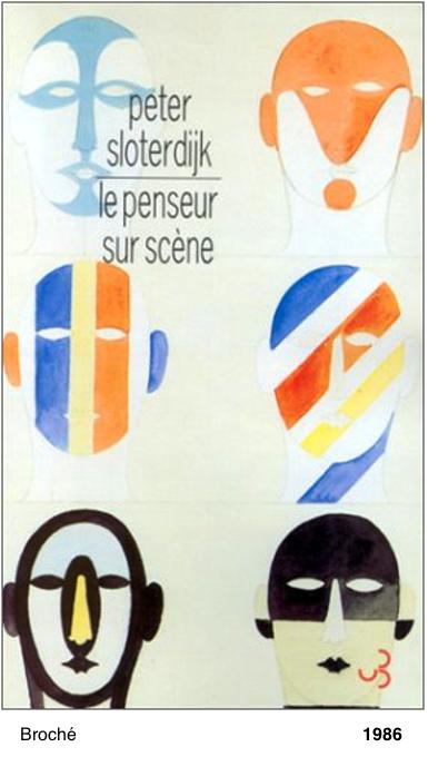 Le penseur sur scene - Peter Sloterdijk