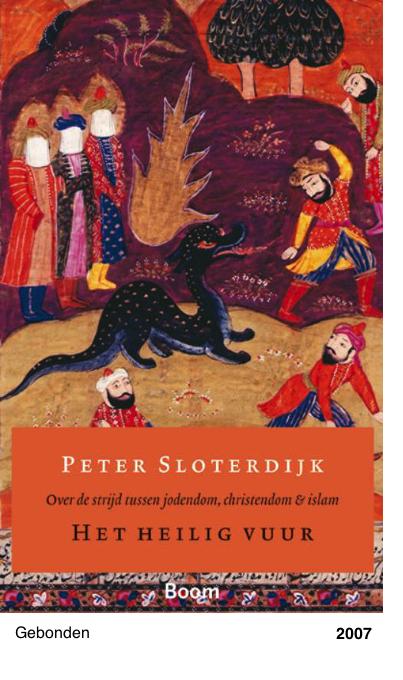 Her heilig vuur - Peter Sloterdijk