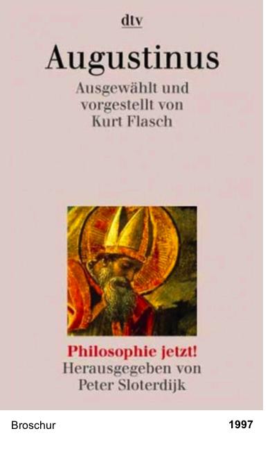 Philosophie jetzt!: Augustinus