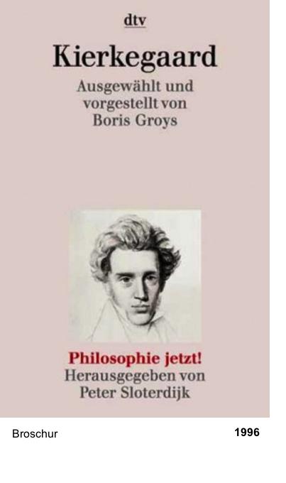 Philosophie jetzt!: Kierkegaard