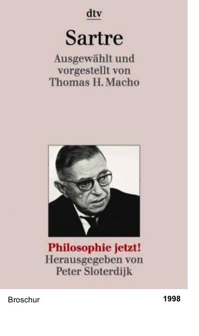 Philosophie jetzt!: Sartre