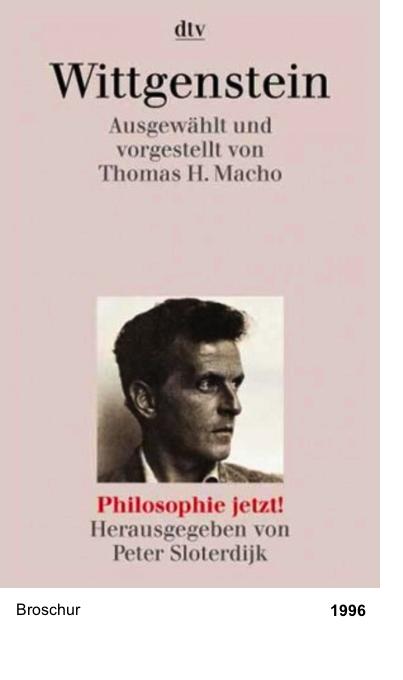 Philosophie jetzt!: Wittgensein