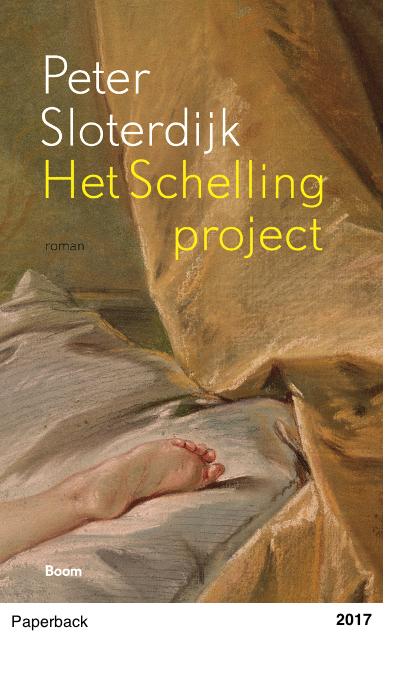 Het Schelling-project - Peter Sloterdijk