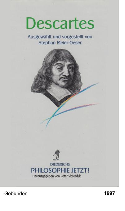 Philosophie jetzt!: Descartes