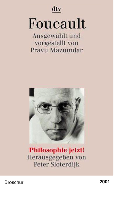 Foucault - Philosophie jetzt!