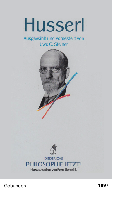 Philosophie jetzt!: Husserl