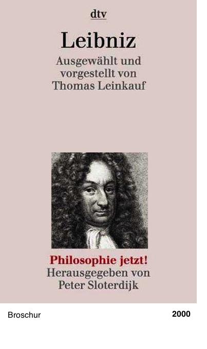 Leibniz - Philosophie jetzt!
