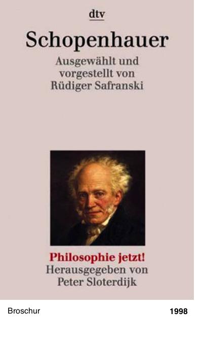 Philosophie jetzt!: Schopenhauer