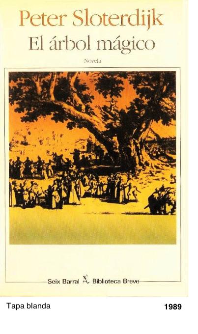 El arbol magico - Peter Sloterdijk