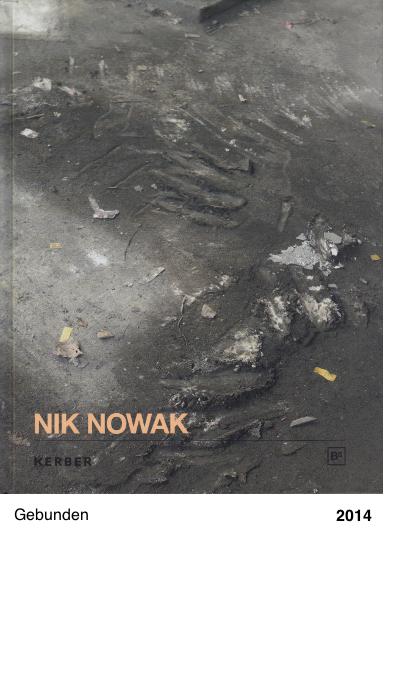 Nik Nowak: GASAG Kunstpreis 2014