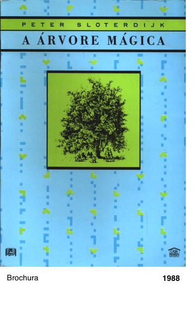 A árvore mágica - Peter Sloterdijk