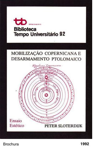 Mobilização Copernicana e Desarmamento Ptolomaico - Peter Sloterdijk