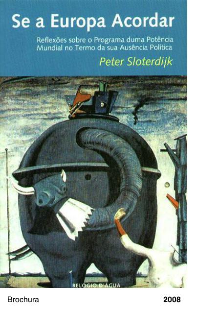 Se a Europa Acordar - Peter Sloterdijk