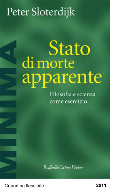 Stato di morte apparente. Filosofia e scienza come esercizio - Peter Sloterdijk