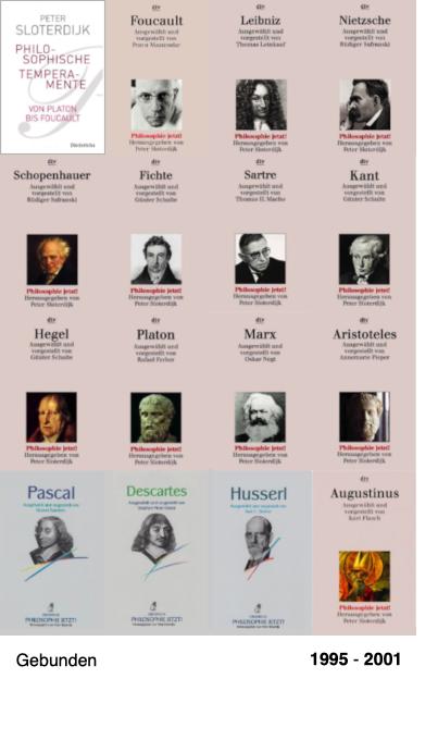 Philosophie jetzt - Peter Sloterdijk