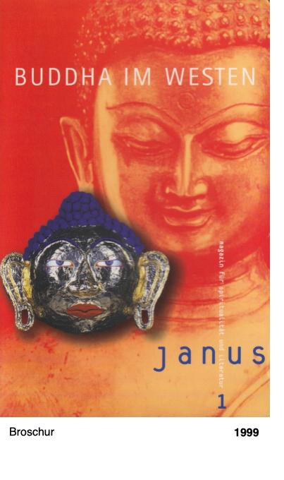 Buddha im Westen - magazin für spiritualität und literatur