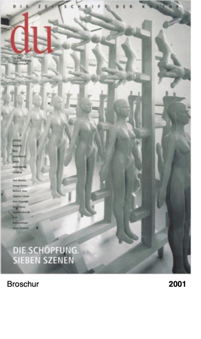 Du. Das Kulturmagazin Nr. 718