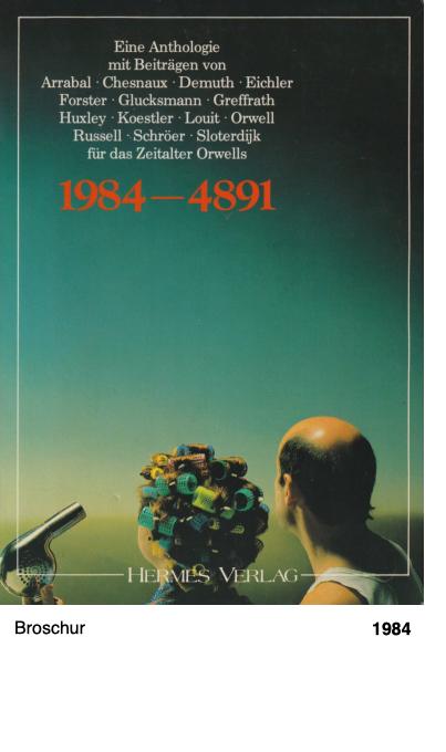 1984-4891 - Eine Anthologie für das Zeitalter Orwells