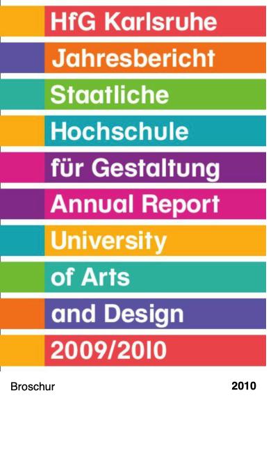 Jahresbericht 2009-2010
