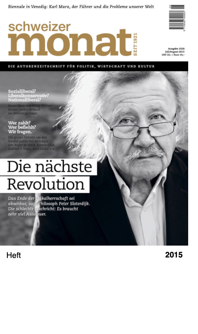 schweizer monat - Ausgabe 1028