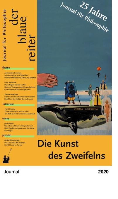 Der Blaue Reiter. Journal für Philosophie, Die Kunst des Zweifelns