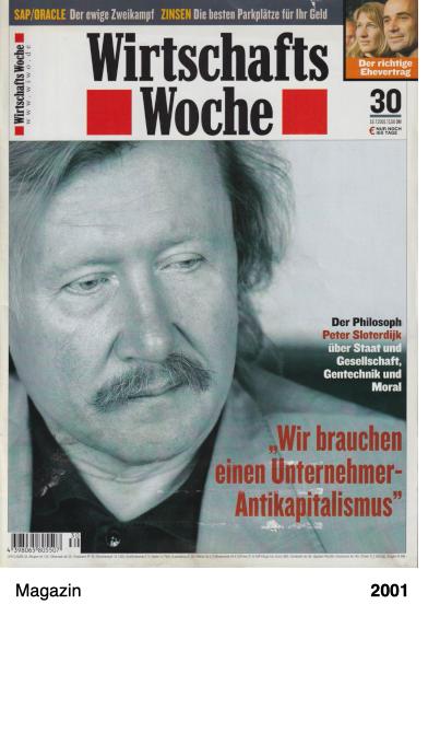 Wirtschaftswoche, 30, 2001